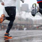 Running en lluvia